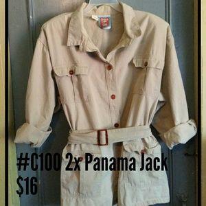 Outback wear jacket plus sized